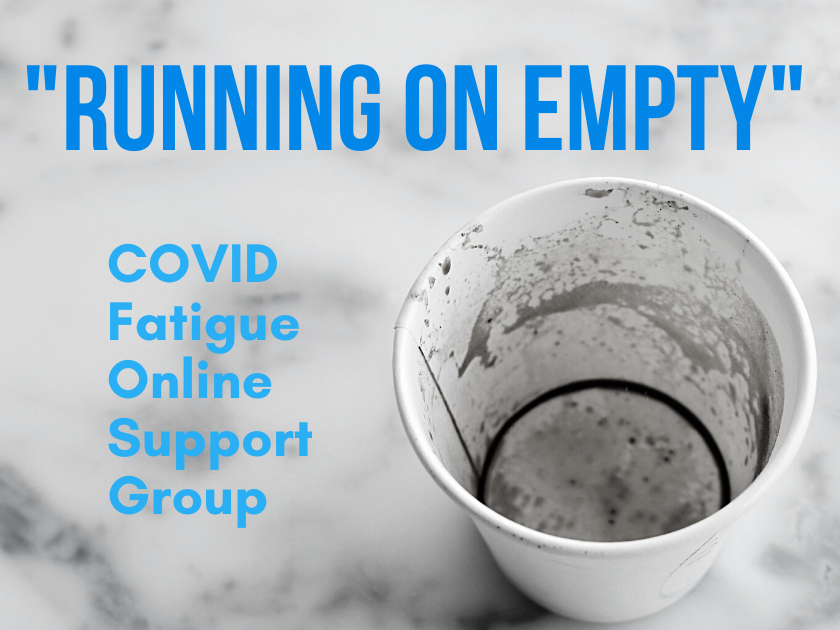 ECMH to start NEW online support groups for COVID Fatigue