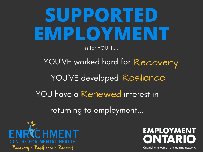 Our team can help you find and retain employment