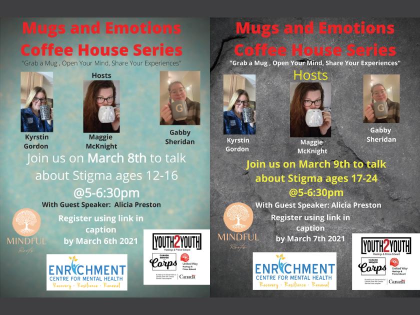 Youth Coffee House Series 2 – STIGMA