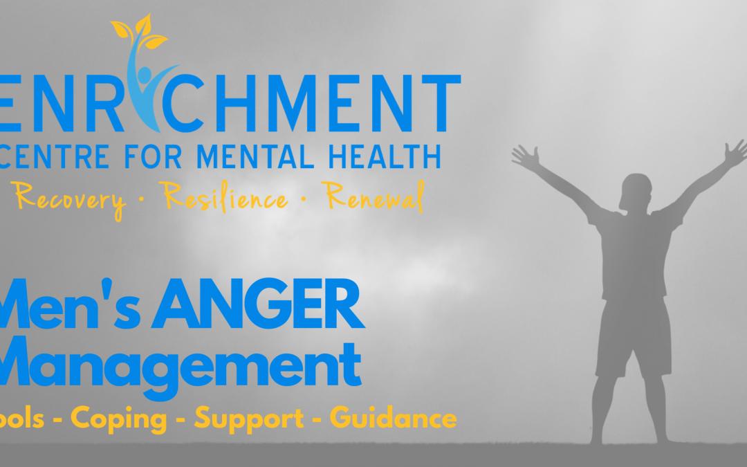 Men's Anger Management – Fall group