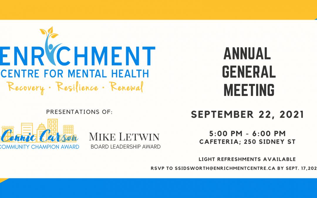 ECMH Annual General Meeting