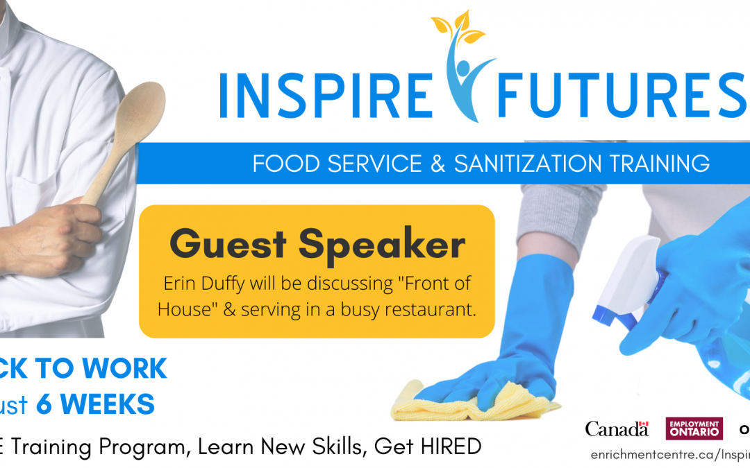 Inspire Futures – Guest Speaker Presentation