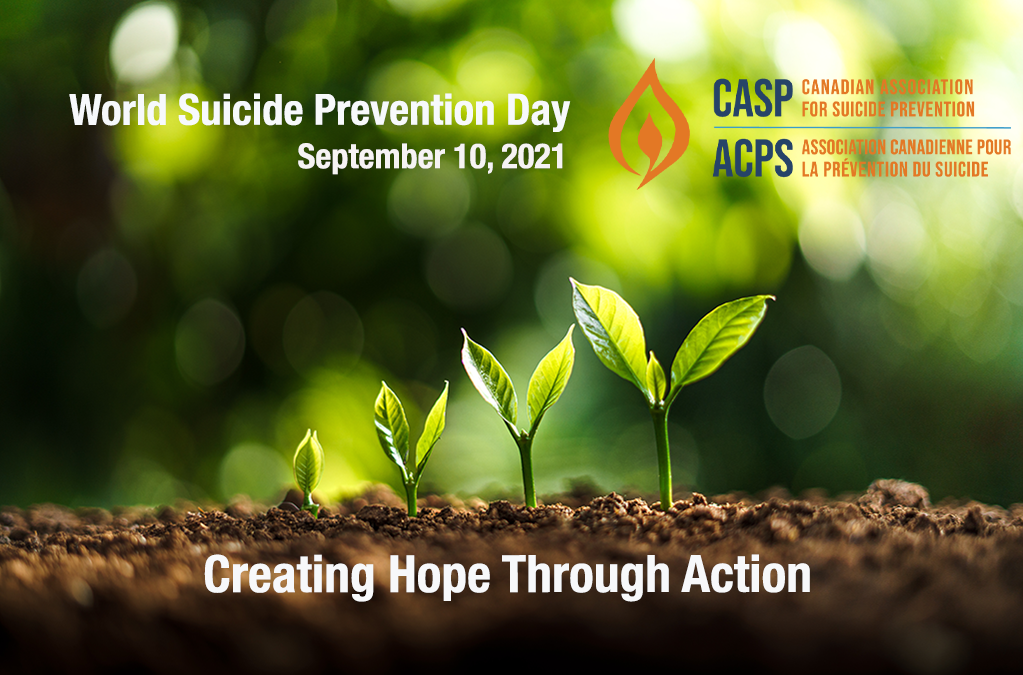 World Suicide Prevention Day – Creating Hope through Action